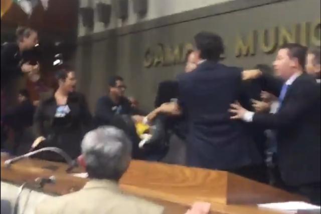 Câmara de Porto Alegre vota aumento da contribuição previdenciária para servidores Reprodução / Reprodução/Reprodução