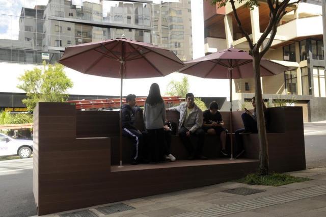 Marchezan anuncia que Porto Alegre terá legislação para regulamentar parklets em semanas Marcelo Casagrande/Agencia RBS