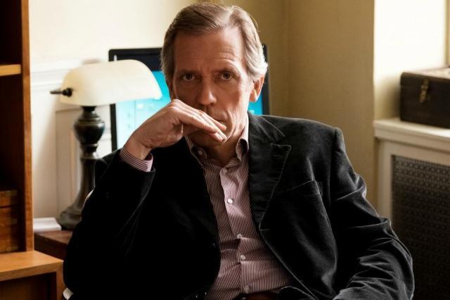 """Hugh Laurie, o Dr. House, volta a interpretar um médico em """"Chance"""" Hulu/Divulgação"""