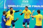 Brasil decide título da Liga Mundial contra a França neste sábado FIVB/Divulgação