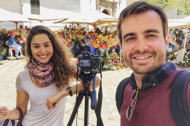 Max Fercondini e Amanda Richter lançam livro na Capital no próximo domingo Max Fercondini/Arquivo pessoal