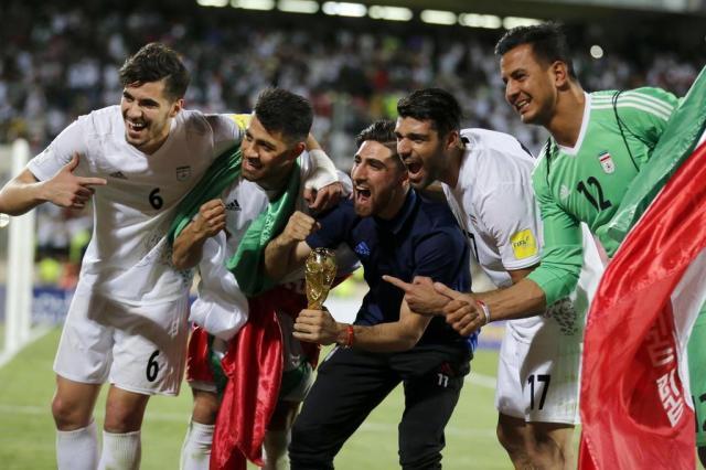 Irã: uma seleção que não sofre gols ATTA KENARE/AFP