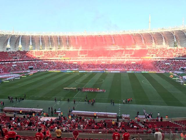FGF pede que CBF marque um treino aberto da Seleção no Beira-Rio antes do jogo na Arena Diori Vasconcelos/Gaúcha