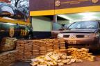 PRF apreende mais de 200 quilos de maconha na BR-158, em Santa Maria Divulgação/PRF