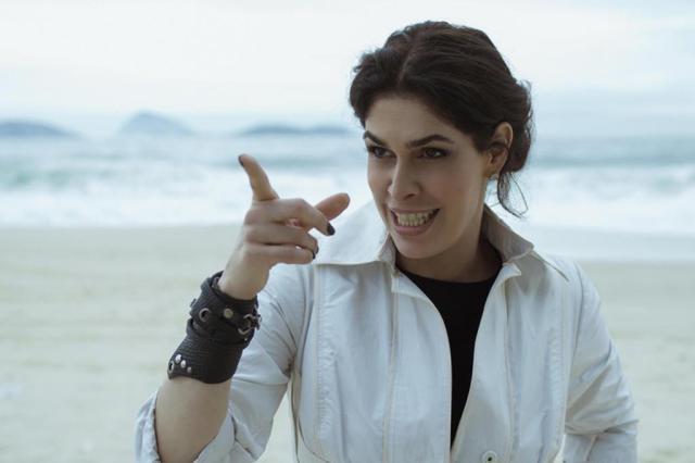 """ÁUDIO: """"Fora Temer"""" conseguiu unir a classe artística, diz Paula Lavigne Fernando Young,Revista Trip/Divulgação"""