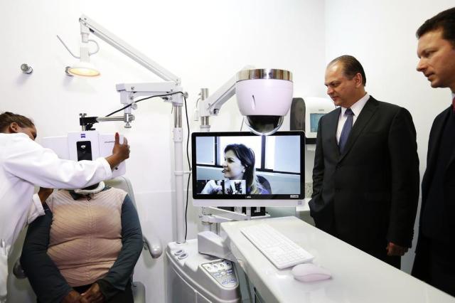 Teleoftalmo recebe crítica de entidades médicas, mas Secretaria de Saúde garante serviço no Estado Mateus Bruxel/Agencia RBS