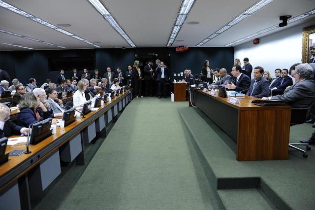 Para rebater denúncia, base aliada de Temer troca membros da CCJ Alex Ferreira/Câmara dos Deputados