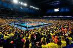 """""""O calendário brasileiro atrapalha o planejamento de eventos na Arena"""", diz diretor do Atlético-PR Divulgação/FIVB"""