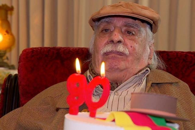 Paixão Côrtes completa 90 anos afastado da vida pública e satisfeito com o seu legado RBS TV/Divulgação