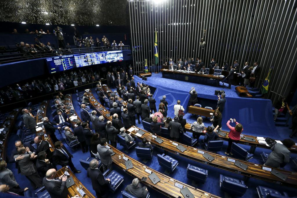 Confira como cada senador votou na aprovação da reforma trabalhista Marcelo Camargo/Agência Brasil