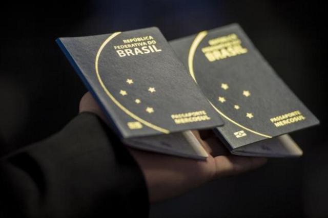 Congresso envia para sanção de Temer projeto para retomar emissão de passaportes Marcelo Camargo/Agência Brasil