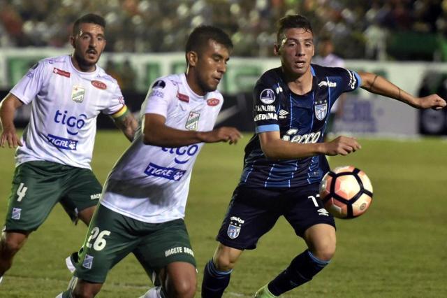 Resultado de imagen para Atlético Tucumán vencio en bolivia a Oriente Petrolero