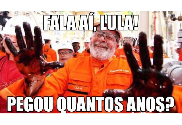 Os melhores memes da condenação de Lula Reprodução/