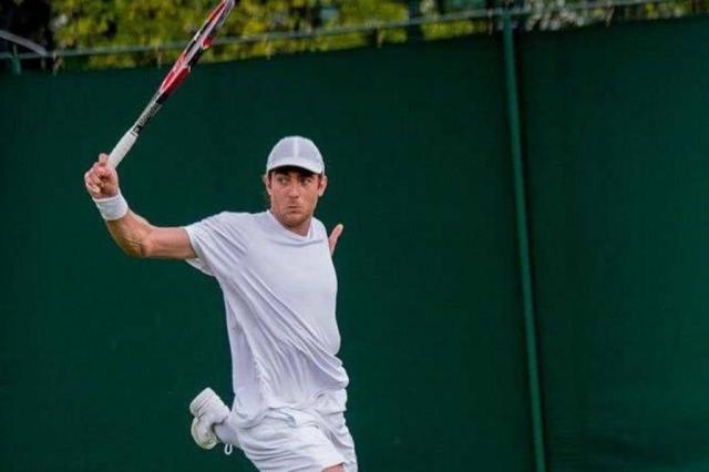 Marcelo Demoliner vai à semifinal de dupla mista em Wimbledon Instagram/Reprodução