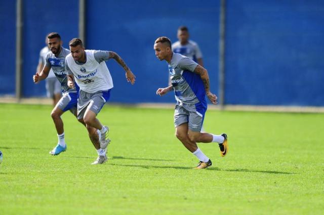 Everton se iguala a Luan como o goleador do Grêmio no Brasileirão Carlos Macedo/Agencia RBS