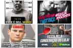 Polarização política nas redes: condenação de Lula acirra ânimos Reprodução/Reprodução
