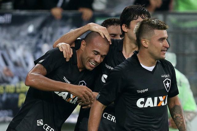 Botafogo não tem bom retrospecto contra brasileiros na Libertadores Vitor Silva / SSPress/Botafogo/SSPress/Botafogo