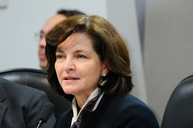 Nomeação de Raquel Dodge como procuradora-geral da República é publicada no Diário Oficial Geraldo Magela/Agência Senado/