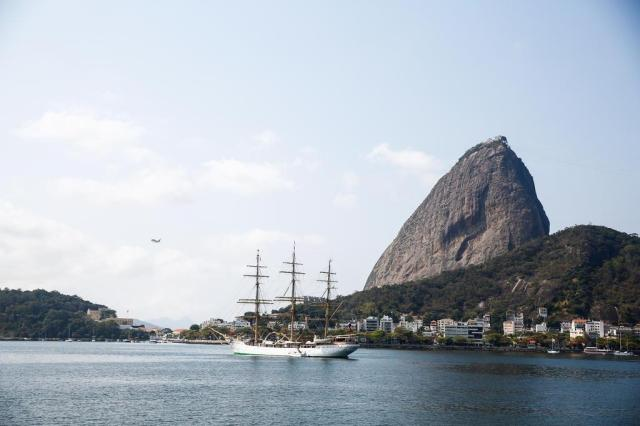 Pesquisa mostra que 95% dos turistas estrangeiros pretendem voltar ao Brasil Anderson Fetter/Agencia RBS