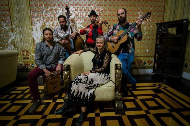 Grupo Baxtale! desperta interesse pela música cigana em Porto Alegre Amarello Rodrigues/Divulgação