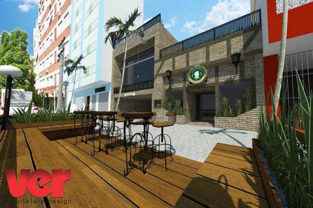 Parklets poderão ser instalados em Porto Alegre a partir de 2 de agosto Reprodução/VER Arquitetura Design