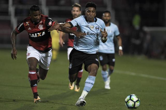 FOTOS:Grêmio enfrenta o Flamengo no Rio pelo Brasileirão Jorge Rodrigues/Eleven/Lancepress