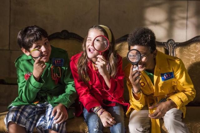 """Estreia do filme brasileiro """"Detetives do Prédio Azul"""" e outras atrações para as crianças curtirem no fíndi Downtown/Paris/Divulgação"""