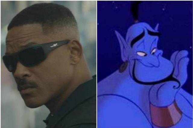 """Will Smith é confirmado como Gênio da Lâmpada em filme live-action de """"Aladdin"""" Divulgação/Divulgação"""