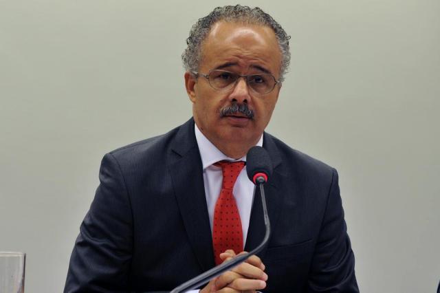 """Relator da reforma política, Vicente Cândido é """"cartola"""" da CBF Renato Araújo/Câmara dos Deputados"""