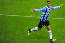 Como vai ficar a camisa do Grêmio com o novo patrocinador Bruno Alencastro/Agencia RBS