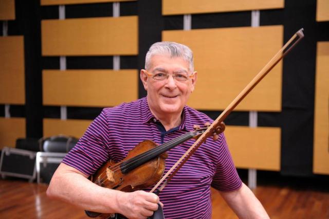 Concerto da Ospa homenageia o professor Marcello Guerchfeld Luiz Armando Vaz/Agencia RBS