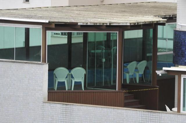 Após morte de menina, hotéis em Balneário Camboriú correm atrás de sistemas de segurança para piscinas Lucas Correia/Agencia RBS