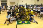 Gaúchos são campeões mundiais de futsal em Israel Divulgação/