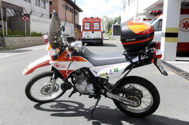 Criação de serviço de motossocorristas para o Samu segue sem previsão em Porto Alegre Jonas Ramos/Especial