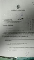 Michel Temer responde perguntas feitas por Eduardo Cunha em ação que apura esquema de corrupção no FI-FGTS /