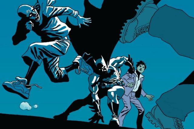 """Ticiano Osório: Por que ler a HQ """"Dark Night: A True Batman Story"""", de Paul Dini e Eduardo Risso Eduardo Risso/Divulgação"""