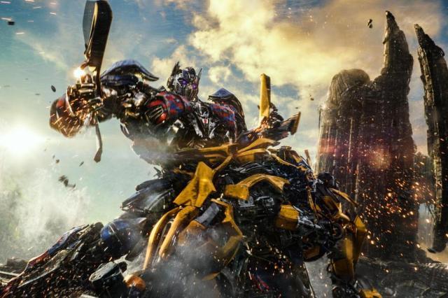 """""""Transformers"""": assistir ao novo filme da franquia é uma experiência desgastante e desnecessária Paramount/Divulgação"""