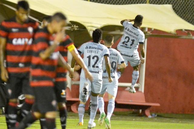 Em alta no Brasileirão, Grêmio hesita em preservar titulares para jogo decisivo da Copa do Brasil ROMILDO DE JESUS/FUTURA PRESS/FUTURA PRESS/ESTADÃO CONTEÚDO