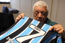 A primeira estátua na Arena deve ser a de Pablo Fernando Gomes/Agencia RBS