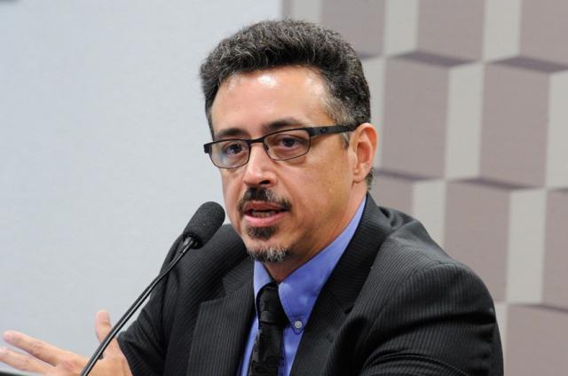 JornalistaSérgio Sá Leitão será o novo ministro da Cultura Edilson Rodrigues / Agência Senado, divulgação/Agência Senado, divulgação