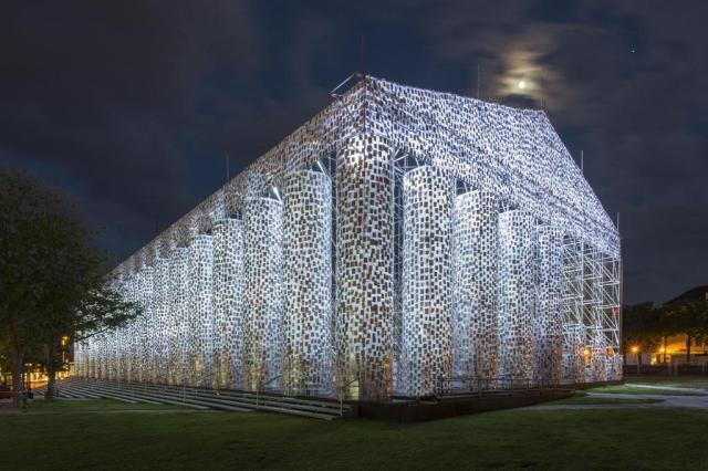 Monumentos da arte política: um passeio entre Veneza, Kassel eMünster Roman Maerz/Divulgação