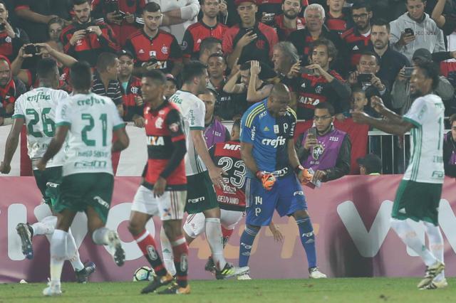 """Jailson amplia recorde no Palmeiras e vibra com a volta: """"Momento especial"""" Palmeiras/Divulgação/"""