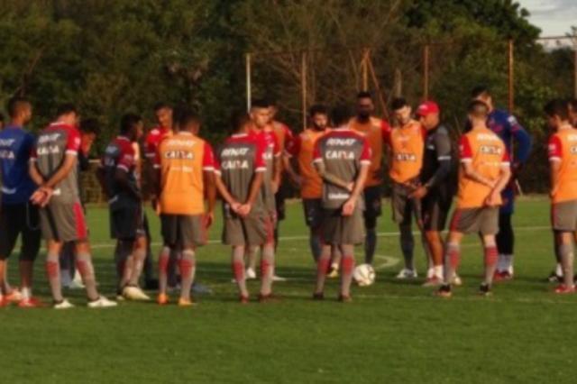 Saiba como está o Vila Nova, adversário do Inter neste sábado Vila Nova / Divulgação/Divulgação