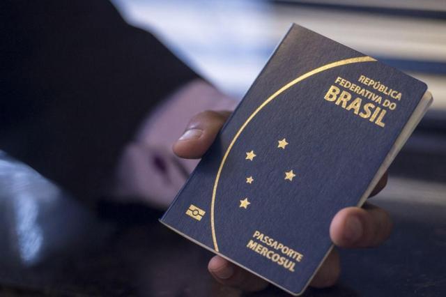 Emissão de passaportes deve ser normalizada em cinco semanas Marcelo Camargo/Agência Brasil