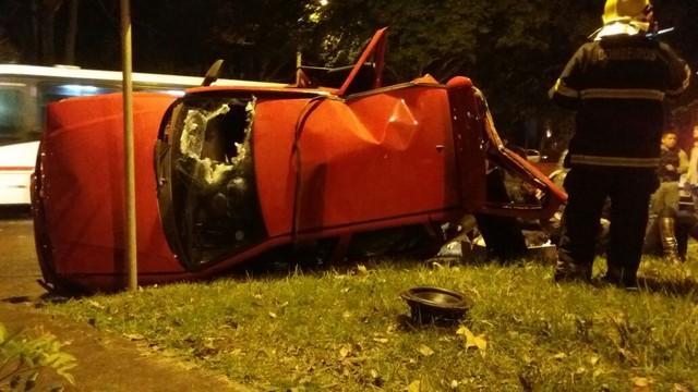 Justiça manda soltar corretora que causou acidente com morte em Novo Hamburgo Brigada Militar / Divulgação/Divulgação