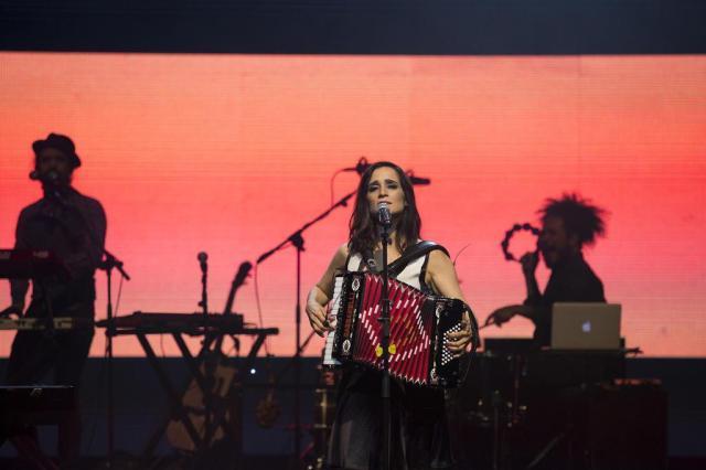 Julieta Venegas volta a Porto Alegre com nova formação neste domingo Bianca Tatamiya/Divulgação