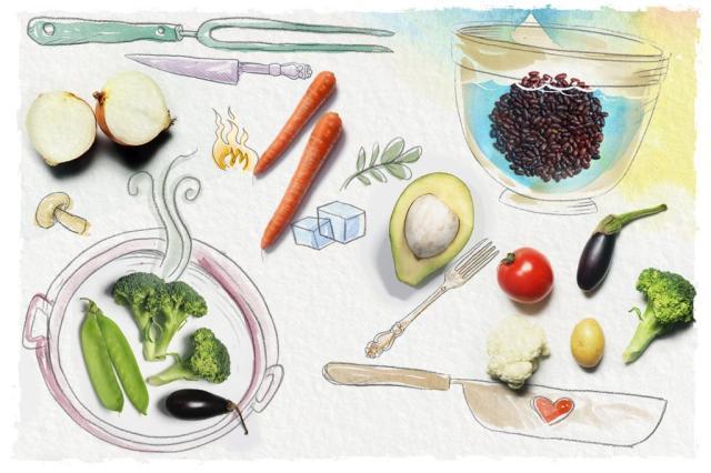 15 truques culinários para deixar a comida mais saudável Gilmar Fraga / Arte ZH/Arte ZH