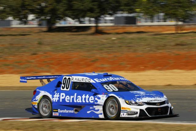 Ricardo Maurício lidera primeiro treino da Stock Car em Curvelo Vanderley Soares / Divulgação/Divulgação