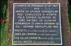 180 anos do Combate de Porongos Linara Cristina dos Santos/Arquivo Pessoal