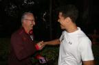 Após festa da torcida, Hernanes vai ao CT do São Paulo e conhece Dorival Rubens Chiri / saopaulofc.net/saopaulofc.net